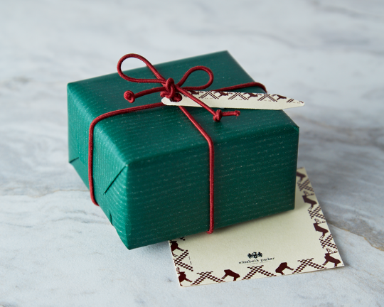 The Evergreen Gift Wrap
