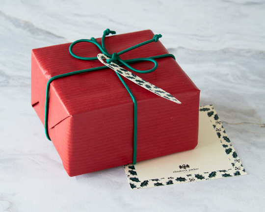 Really Christmassy Gift Wrap