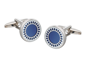 Lapis Effect Film Reel Cufflinks