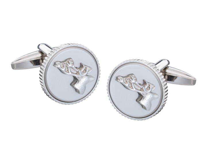 Mr Stag Cufflinks