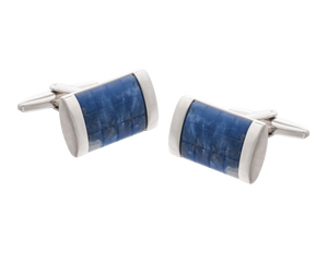 'Fit For A King' Sodalite Cufflinks