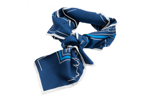 Official University of Oxford Ladies Silk Scarf