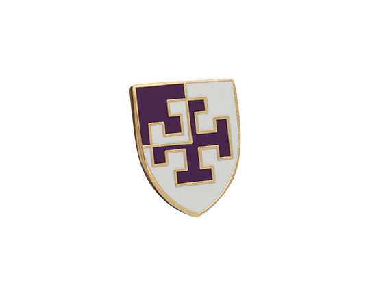 St Cross College Lapel Pin