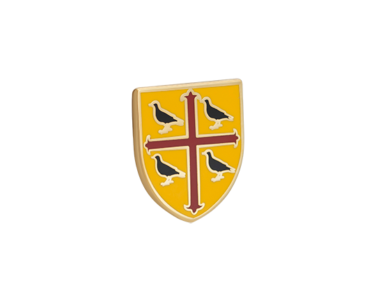St Edmund Hall College Lapel Pin