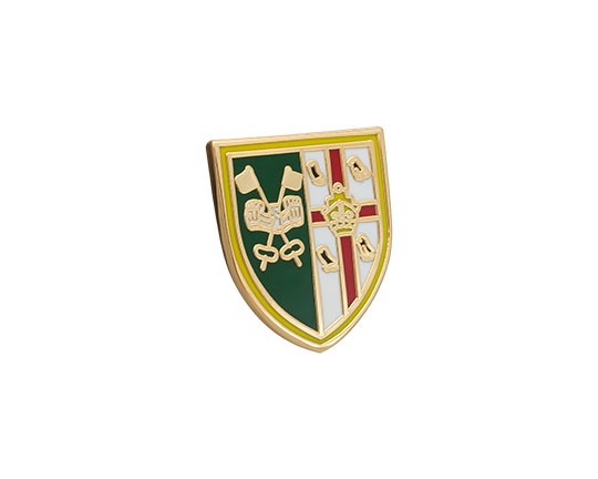 St Peter's College Lapel Pin
