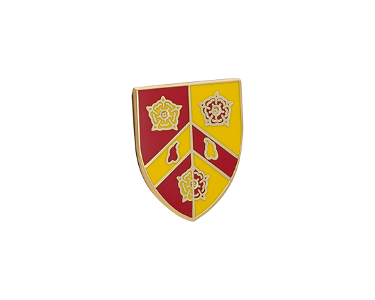 Wolfson College Lapel Pin