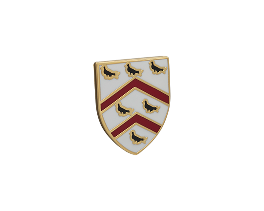 Worcester College Lapel Pin