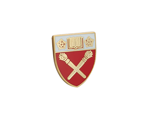 Harris Manchester College Lapel Pin