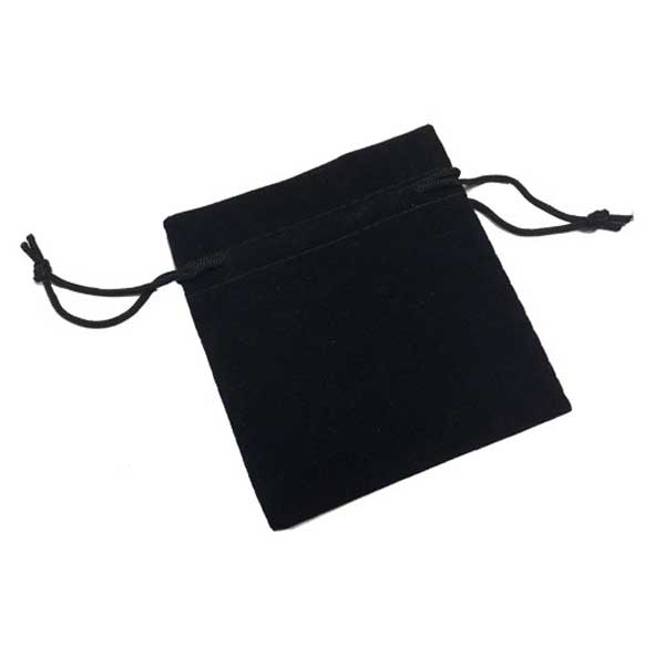 Luxury Black Bracelet Pouch