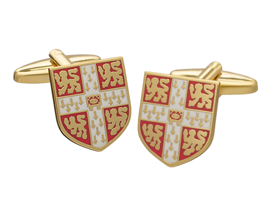 Official University of Cambridge Full Colour Cufflinks