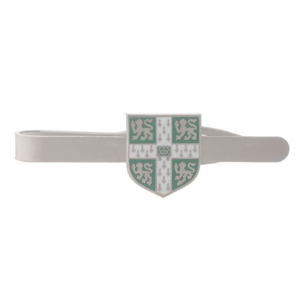 Official University of Cambridge Light Blue Crest Tie Slide