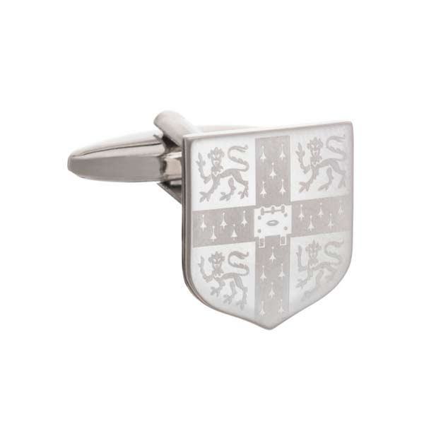 Official University of Cambridge Crest Cufflinks