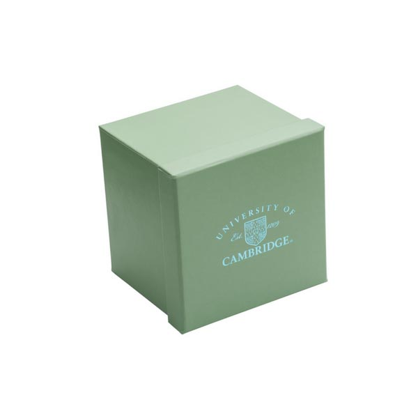 Official University of Cambridge Light Blue Tie Box