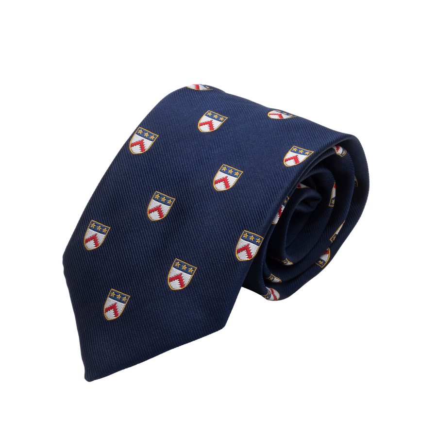 Keble College Silk Tie
