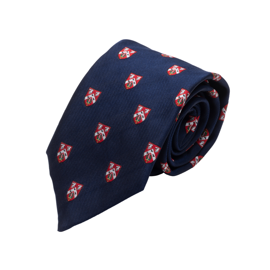 St Anne's College Silk Tie