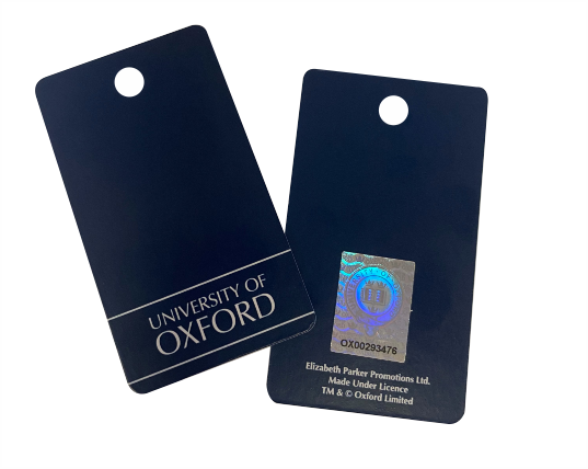 Official University of Oxford Crest Cufflinks