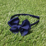 Navy Blue Alice Band
