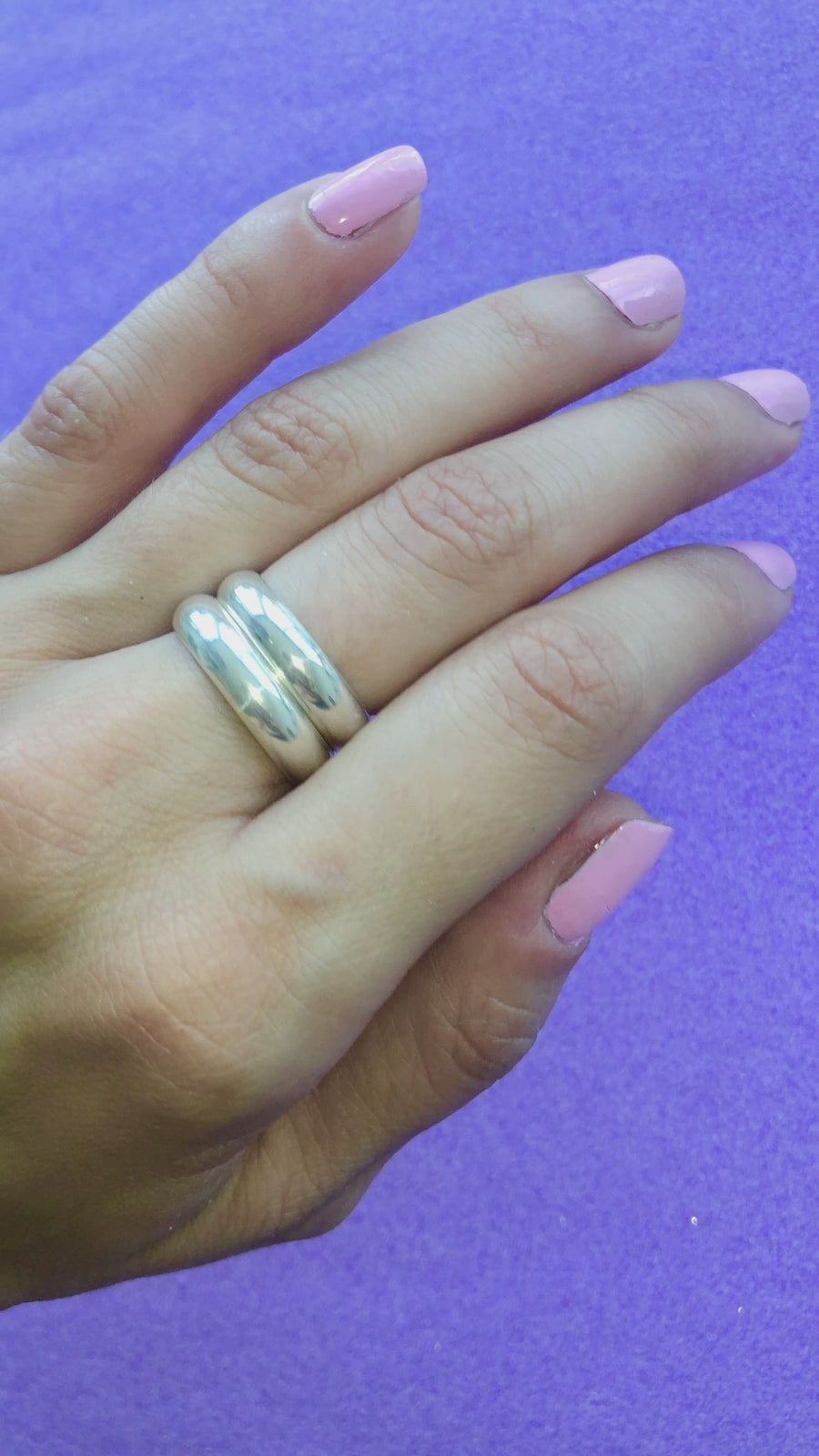Thick Classic Band Ring