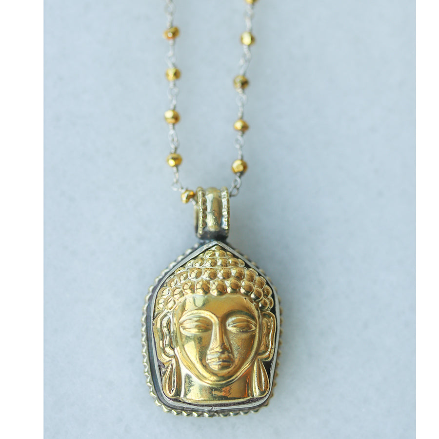 Buddha Beaded Necklace