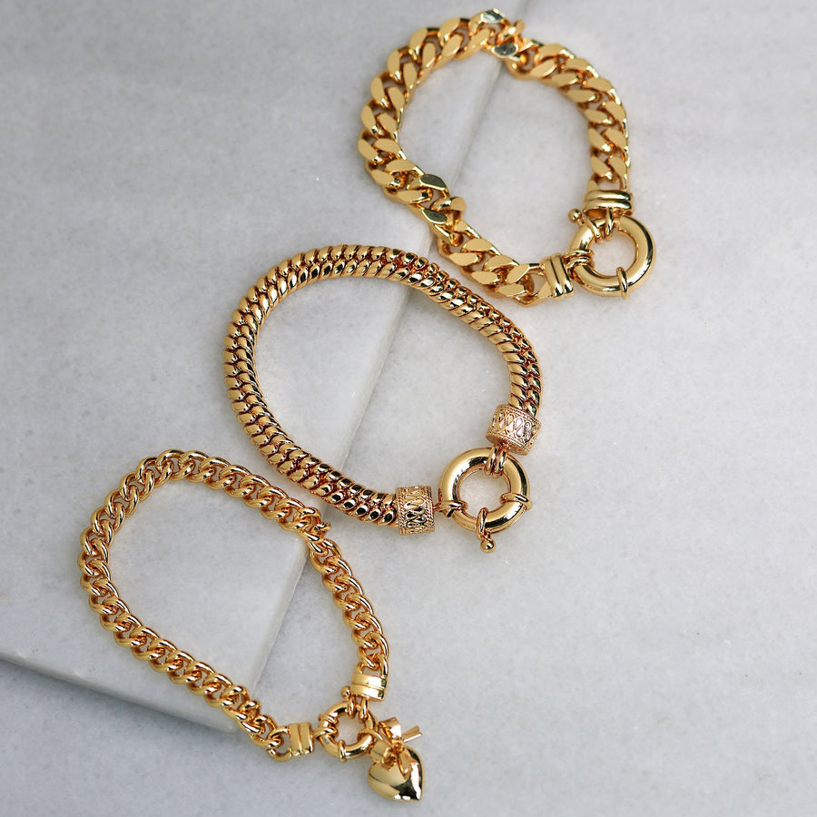 Statement Chainlink Bracelets