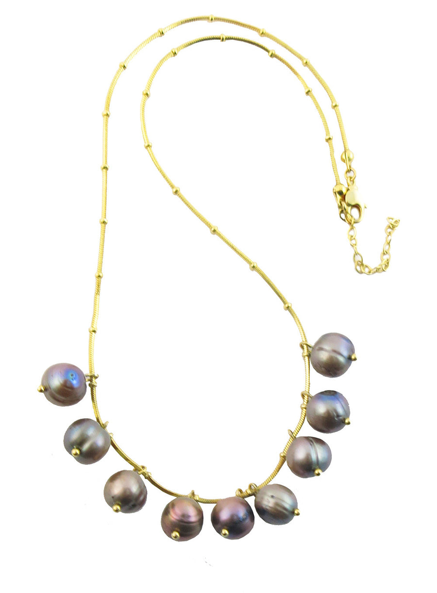 Pearl Fiesta Necklace