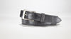 "American Alligator Belt - Glossy 1 1/4"" - 32mm (Navy Blue)"