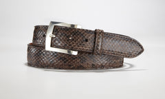 "Anaconda Belt - 1 3/8"" - 35mm (Natural)"