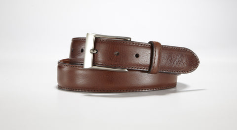 "Italian Calf 1 1/4"" - 32mm (Brown)"