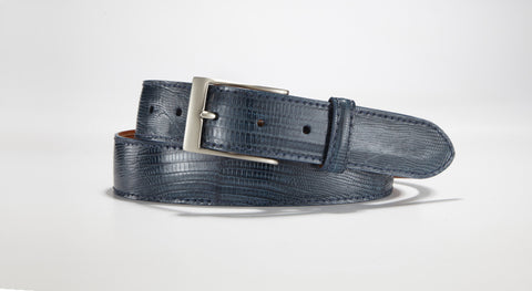 "Lizard 1 3/8"" - 35mm (Denim)"