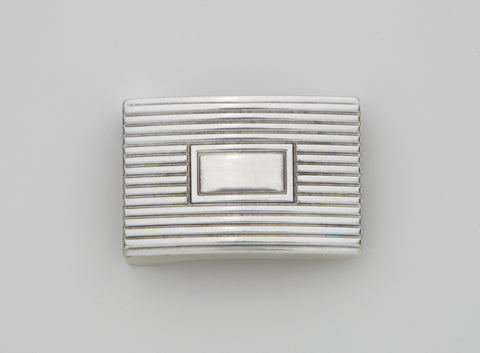 "Channel 1 3/8"" - 35mm Buckle"