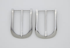 "U Style Stainless Steel 1 3/8"" - 35mm Buckle"
