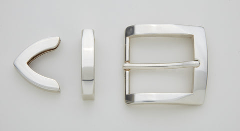 3 Piece Buckle Set for 1 3/8