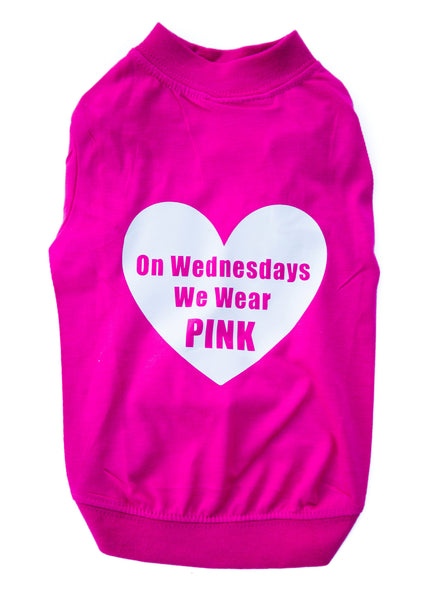 Pink on Wednesdays - Dressed By Finn, LLC