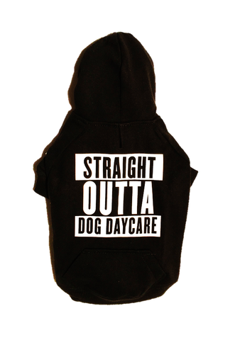 Straight Outta Dog Daycare