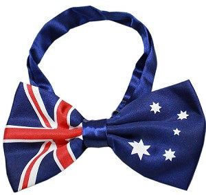 Australian Flag Bow-Tie - Dressed By Finn, LLC