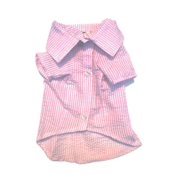 Carlisle Pink Shirt - Dressed By Finn, LLC