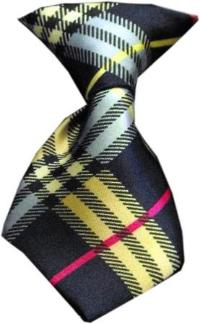 Plaid Mix Tie