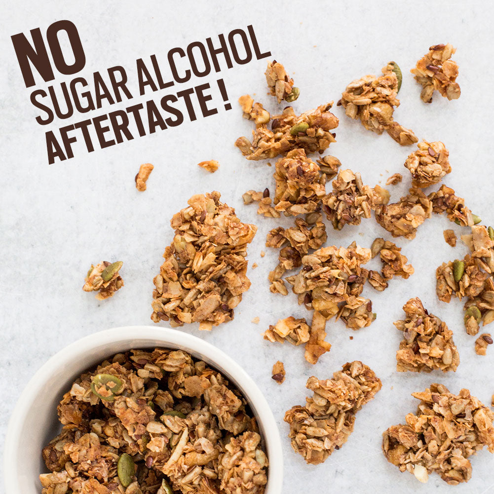 Maple Cinnamon Crunch Keto Granola 2-Pack