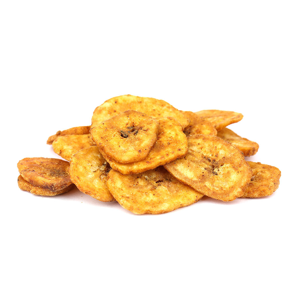 Macho Nacho 'Nana Chips: 8-Pack - Bubba's Fine Foods
