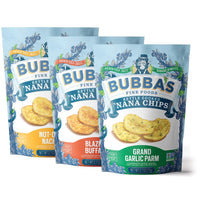 'Nana Chips Variety Pack: 6-Pack