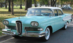 Classic 2 Current Fabrication Is A Trusted Manufacturer Of Hard To Find Ford Edsel Rust Repair Panels And Replacement Auto Body