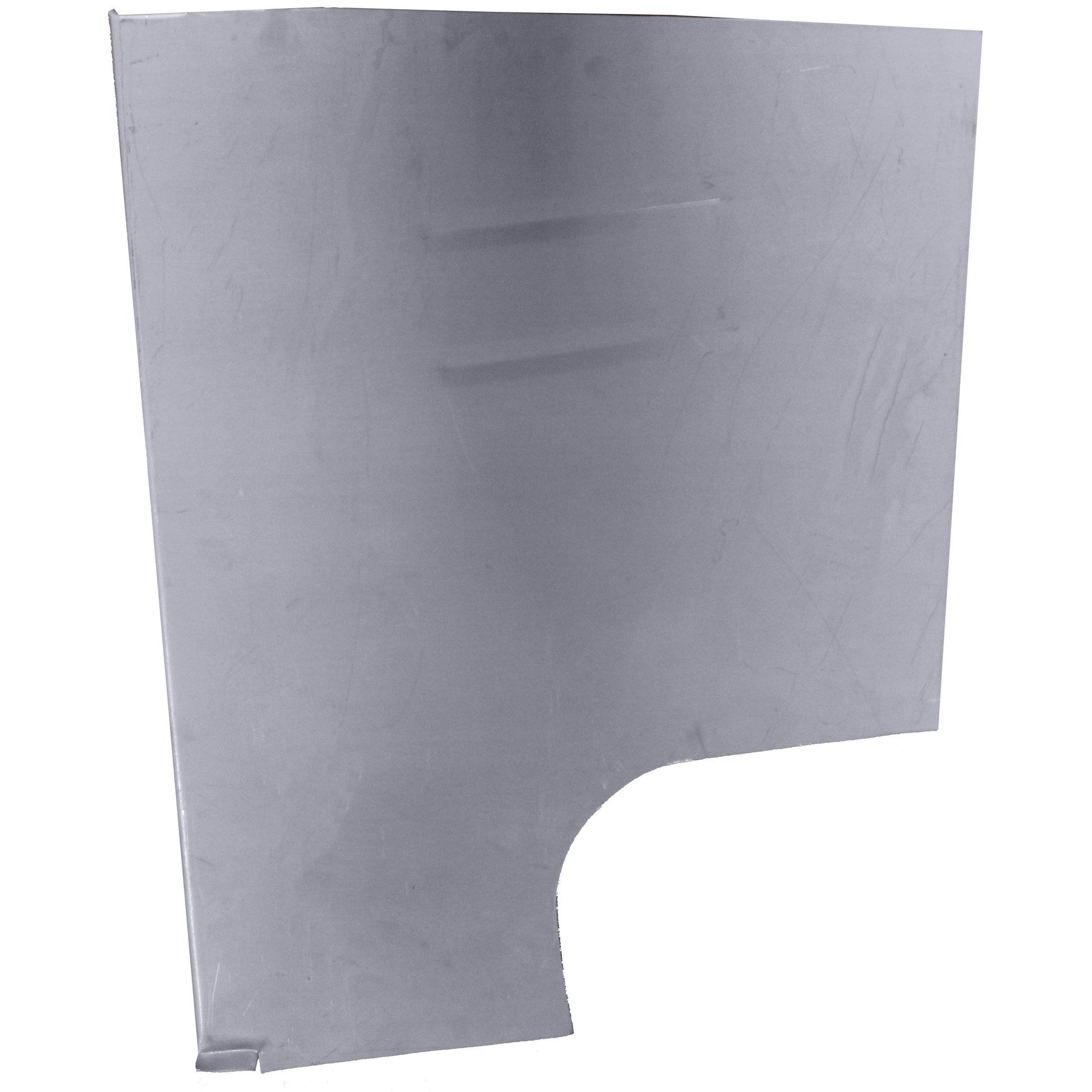 Willys Overland Front Floor Pan Classic 2 Current Fabrication Floor Pan compatible with 1948-1951 Jeepster RH