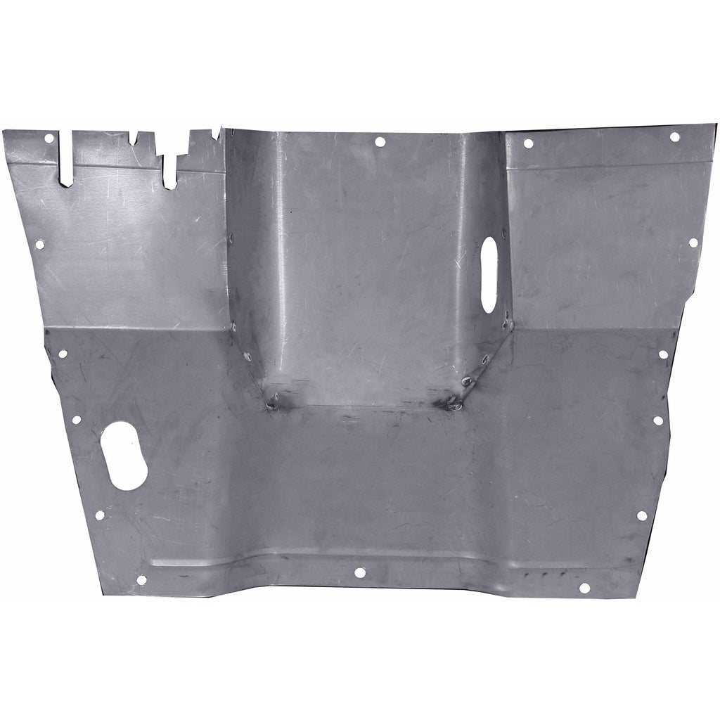 1940-1941 Chrysler Sedan Complete Front Floor Pan - Classic 2 Current Fabrication