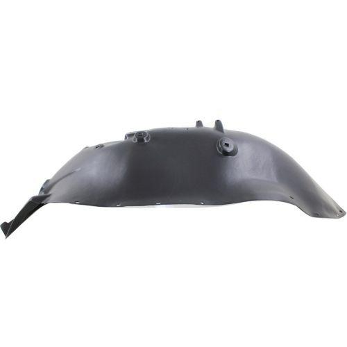 2011-2014 Chevy Silverado 3500 HD Front Fender Liner LH,Front Upper Section