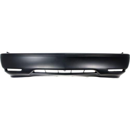 Front Bumper Cover Compatible with Lexus RX300 1999-2003 Primed with Side Lamps Holes