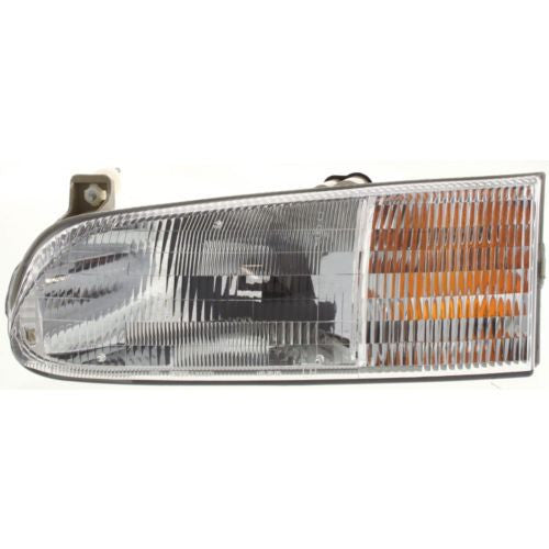 1995-1997 Ford Windstar Head Light LH, Assembly