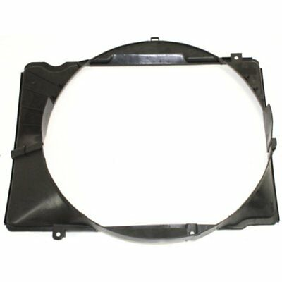 1996-1997 Isuzu Rodeo Radiator Fan Shroud