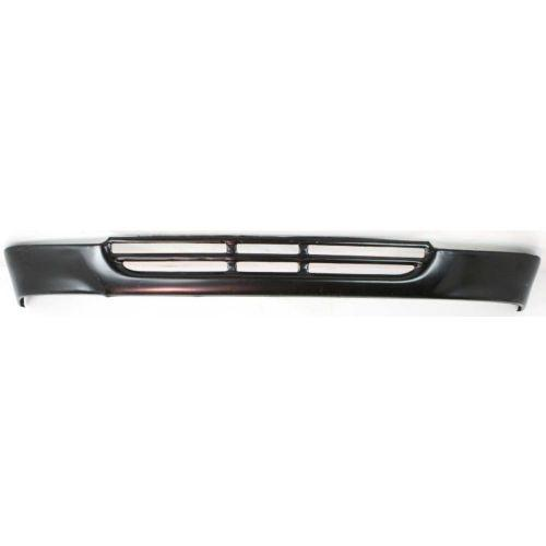 Front Bumper For 1989-1995 Toyota Pickup Chrome Steel 2WD