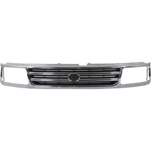 2006-2009 Ford Mustang Front Bumper Grille