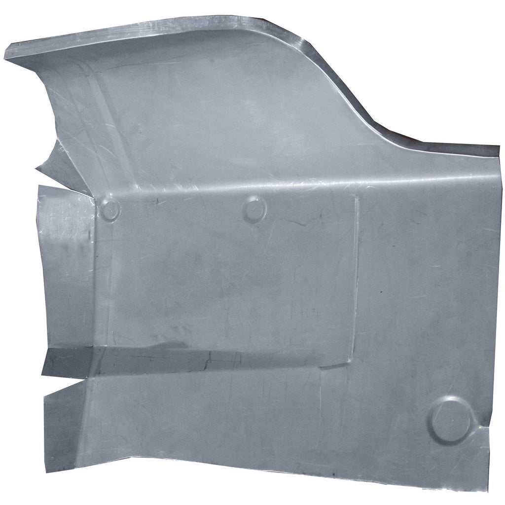 1963-1964 Ford Galaxie Floor Pan Under The Rear Seat LH